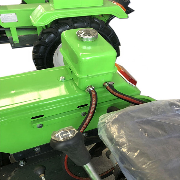 Factory supply farming agriculture machinery mini garden tractor4