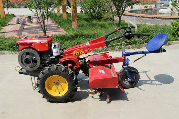 Rotary Tiller For Walking Tractor Mini Tractor1